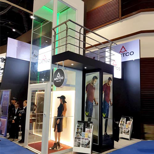 Aritco Booth At The Home Builder Materials Expo 2017